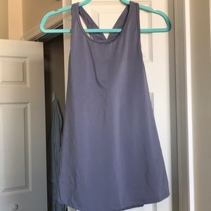 Fabletics racer bank tank